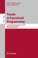 Pdf Trends in Functional Programming Telecharger