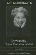 Toni Morrison's Developing Class Consciousness Pdf/ePub eBook