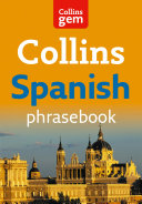 Collins Gem Spanish Phrasebook and Dictionary  Iberian  Collins Gem