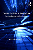 Pdf God in Postliberal Perspective Telecharger