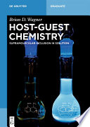 Host   Guest Chemistry