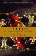 Rubicon Pdf/ePub eBook