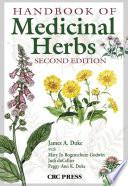 Handbook of Medicinal Herbs  Second Edition