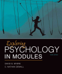Exploring Psychology in Modules Book