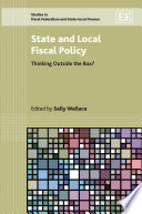 State and Local Fiscal Policy
