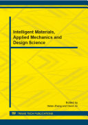 Intelligent Materials  Applied Mechanics and Design Science