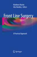 Pdf Front Line Surgery