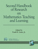 Second Handbook of Research on Mathematics Teaching and Learning Pdf/ePub eBook