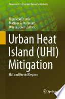 Urban Heat Island  UHI  Mitigation