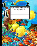 Unruled Composition Notebook 8