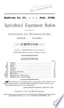 A Record of Experiments in Fruit Culture