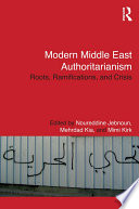 Modern Middle East Authoritarianism
