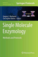 Single Molecule Enzymology Book