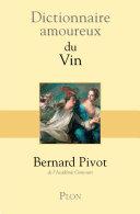 Pdf Dictionnaire amoureux du vin Telecharger