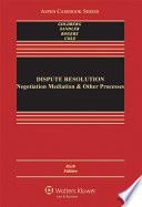 Dispute Resolution Book PDF