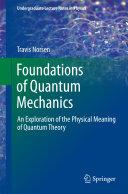Foundations of Quantum Mechanics Pdf/ePub eBook