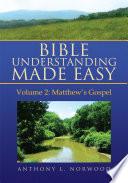 Bible Understanding Made Easy Vol 2