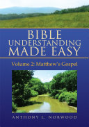 Bible Understanding Made Easy  Vol 2