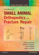 Brinker, Piermattei and Flo's Handbook of Small Animal Orthopedics and Fracture Repair