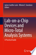 Lab on a Chip Devices and Micro Total Analysis Systems Book