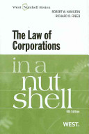 The Law of Corporations in a Nutshell