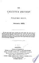 Calcutta Review