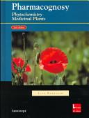 Pharmacognosy, Phytochemistry, Medicinal Plants