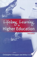 Lifelong Learning in Higher Education