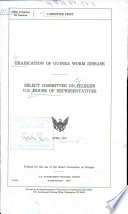 Eradication of Guinea Worm Disease Book