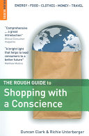 The Rough Guide to Shopping with a Conscience Book