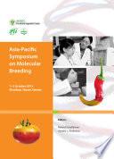 Asia   Pacific Symposium on Molecular Breeding Book