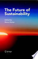 The Future of Sustainability Book
