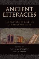 Ancient Literacies
