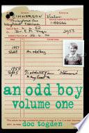 an odd boy   volume one  paperback