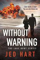 Without Warning Book PDF