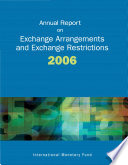 Annual Report on Exchange Arrangements and Exchange Restrictions 2006