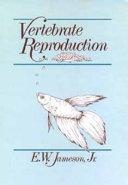 Vertebrate Reproduction Book