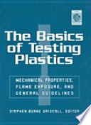 The Basics of Testing Plastics