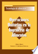 Operaciones unitarias en la ingeniería de alimentos