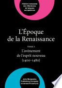 L'Époque de la Renaissance (1400–1600)
