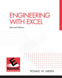 Cover of Engineering with Excel
