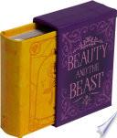 Disney Beauty and the Beast  Tiny Book