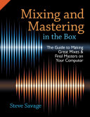 Mixing and Mastering in the Box Pdf/ePub eBook