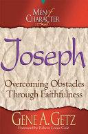 Pdf Men of Character: Joseph Telecharger