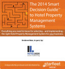 The 2014 Smart Decision Guide to Hotel Property Management Systems