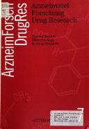Arzneimittel-Forschung