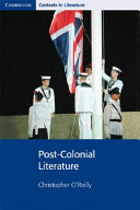 Books - Post-Colonial Literature | ISBN 9780521775540