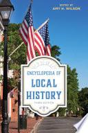 Encyclopedia of Local History