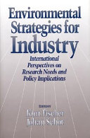 Environmental Strategies For Industry Book PDF