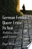German Feminist Queer Crime Fiction